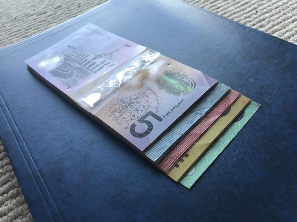 【2019年最新】オーストラリアで流通しているお金の種類まとめ