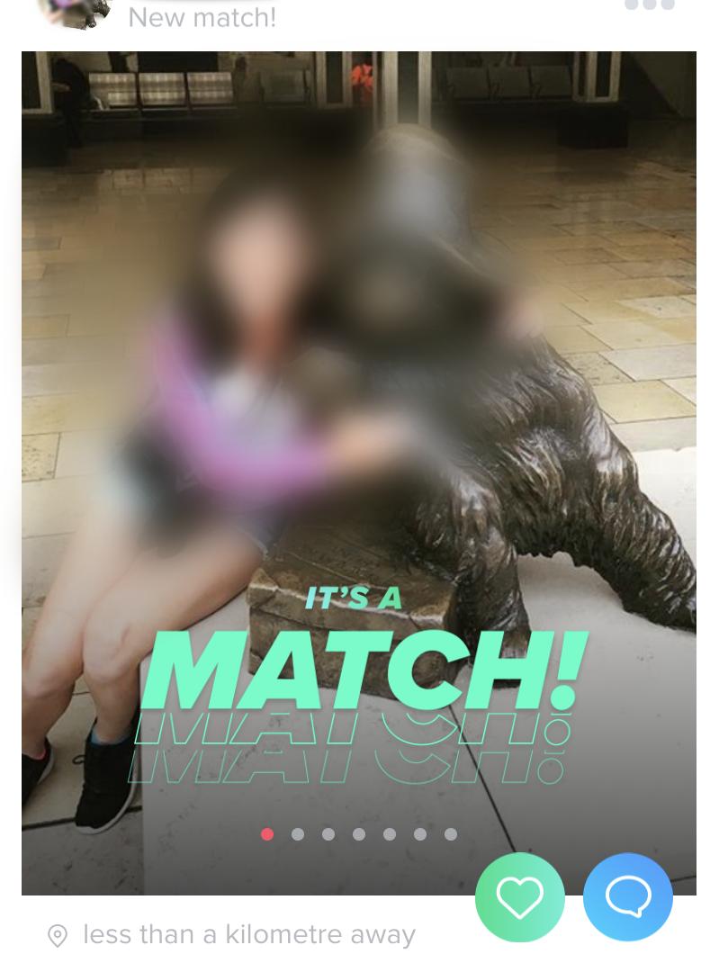 【Tinderで知り合った!】香港人の巨女とデートしてきた話 Part.1【いつものアレ】