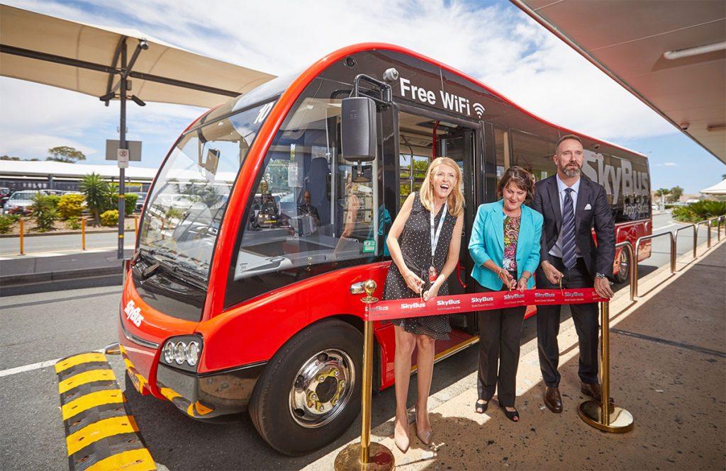 オークランド国際空港とシティ間を結ぶ『Sky Bus』の乗り方、時刻、チケットの取り方をまとめてみた