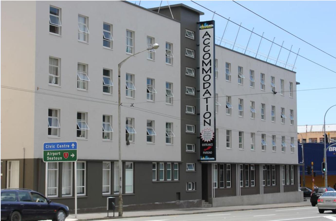 【ウェリントン 最安値 バックパッカー宿】Lodge in the cityに泊まってきた【ほぼ最悪】