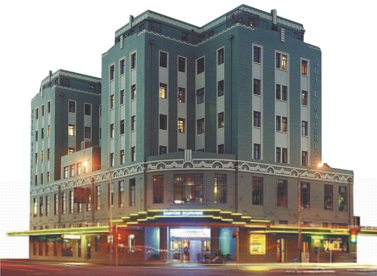 【ウェリントン シティ内 バックパッカー宿】Hotel Waterloo & Backpackersに泊まってみた【レビュー】